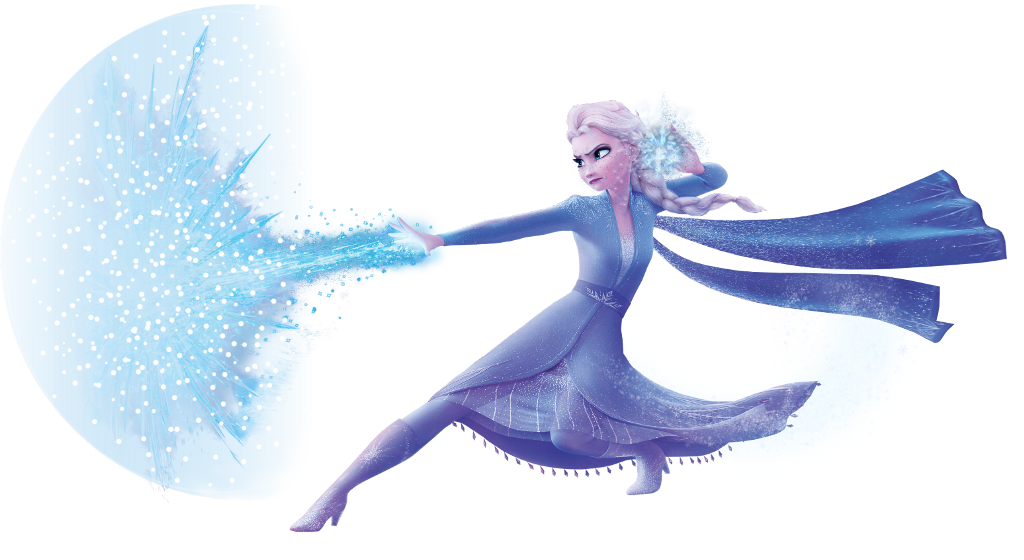 #frozen Elsa power