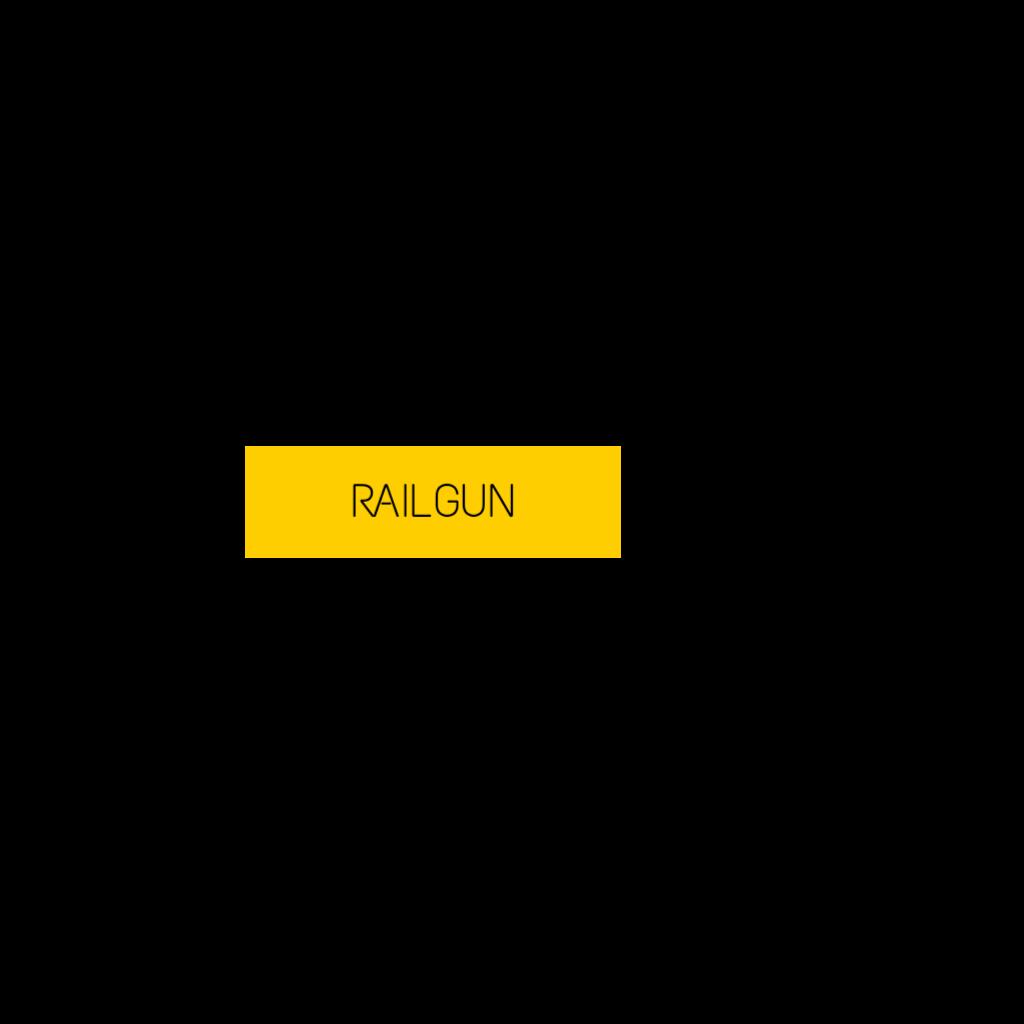 #RAILGUN