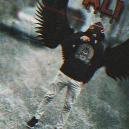 devil edit wings lucifer ali