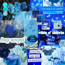 freetoedit blue blueaesthetic aesthetic aesthetics ccblueaesthetic
