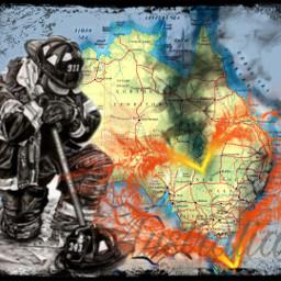 freetoedit australia prayerandhope theworldsheartbreaksforyou fireman