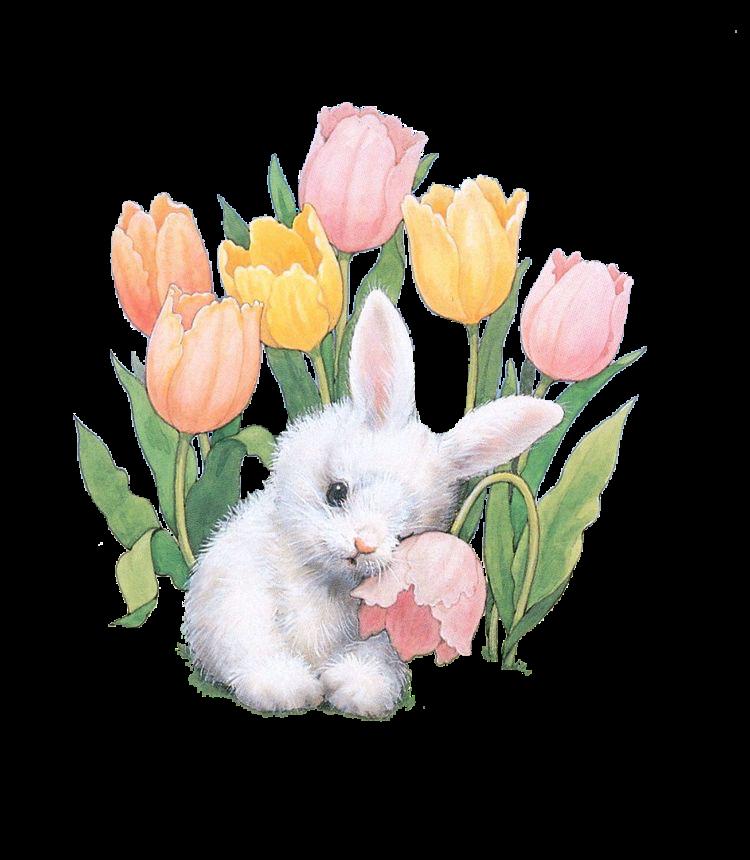 #bunny #bunnies #bunnyillustration #easter #illustration #vintage #pastel #kitsch #kitschy #freetoedit