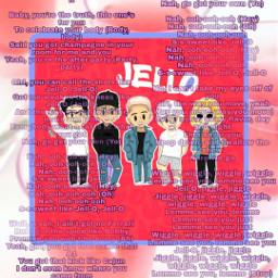 jello prettymuch lyrics brandon zion freetoedit