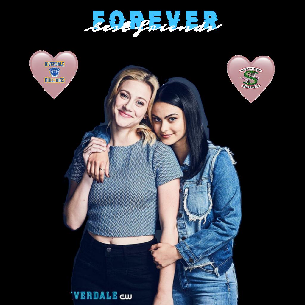 #riverdale #bestfriendforever