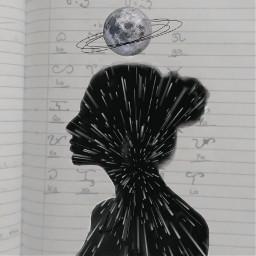 freetoedit silhouette portals saturn ircelegantsilhouette elegantsilhouette