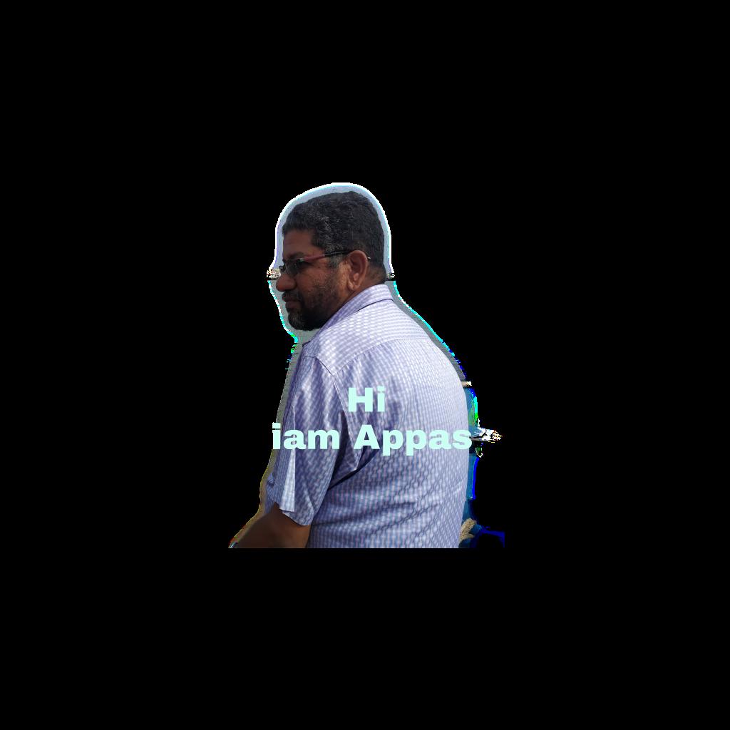#iam appas