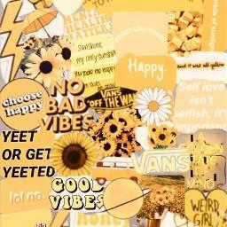 yellow mood emoji stickers hearts