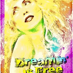 freetoedit blondie debbieharry sbartdesign popart