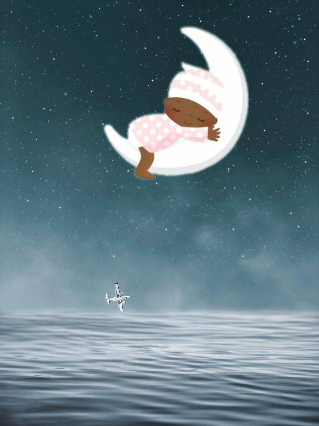 #freetoedit #baby #sleeping