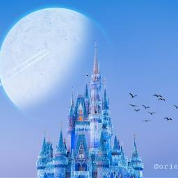 madewithpicsart imagination planet disneyworld birds freetoedit