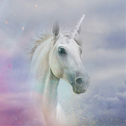 freetoedit unicorn clouds fantasy maskeffect