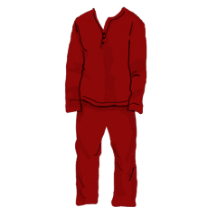 freetoedit jammies red mydrawing picsart