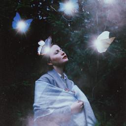 freetoedit magic smoke butterfly butterflys