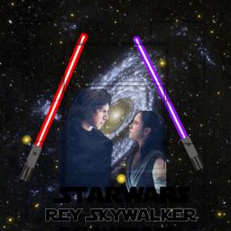 starwars kyloren rey skywalker lukeskywalker freetoedit