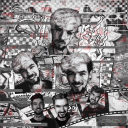 pewdiepiesunshinecontest antisepticeye anti glitch holga freetoedit