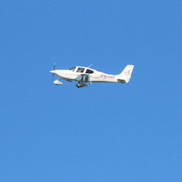 sky plane pctheblueabove theblueabove
