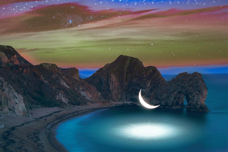 #freetoedit #moon #galaxy