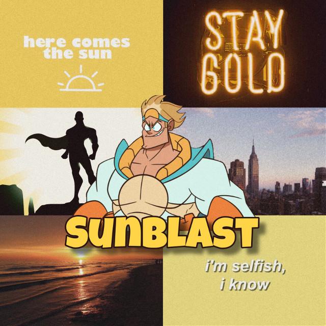 #freetoedit #villainous #villanos #heroes #sunblast #sunset #yellow #sun #background #villainousedits