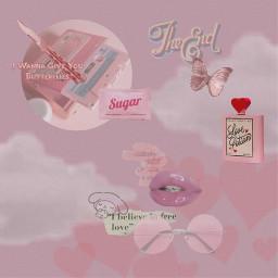 freetoedit aesthetic pink vintage pinkaesthetic
