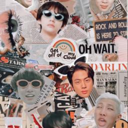 freetoedit bts army wallpaper btsnamjoon