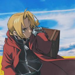 freetoedit fullmetalalchemist edwardelric edward anime