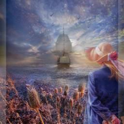 freetoedit myedit fantasy imagination landscape