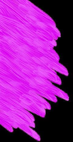paint pink paintsplash bright brushstroke freetoedit