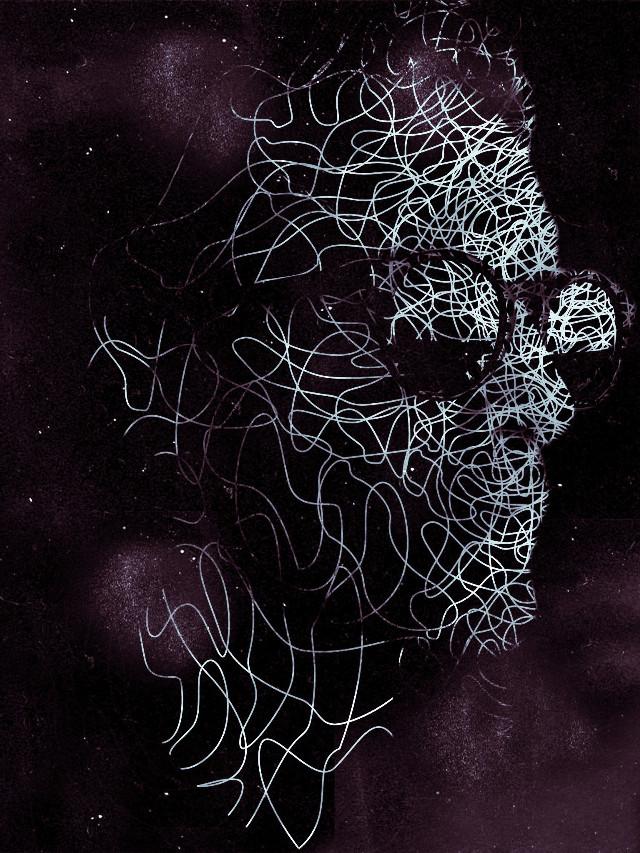 Image from @freetoedit gallery #editedstepbystep #artisticportrait #paoloshowedme #drawtools #madewithpicsart