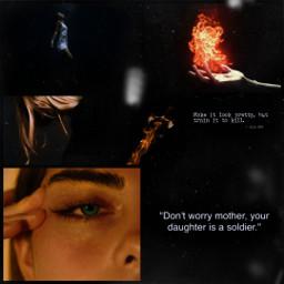 oc collage fire twau
