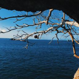 freetoedit traveltheworld travelphotography sea island pctheblueabove