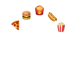 fastfoodstickers freetoedit