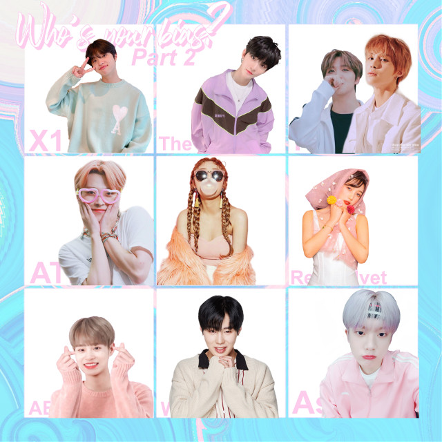 Did my own thing.. maybe it will get it started 1. X1 dongpyo 2. The Boyz hyunjoon 2. NCT donghyuck and yangyang 3. ATEEZ hongjoong 4. Mamamoo wheein  5. Red Velvet Sooyoung 6. AB6IX Daehwi 7. Wanna One Sungwoon  8. Astro Sanha  #kpop #x1 #dongpyo #theboyz #hyunjoon #nct #yangyang #donghyuck #ateex #hongjoonv #mamamoo #wheein #redvelvet #sooyoung #ab6ix #daehwi #wannaone #sungwoon #astro #sanha  #freetoedit