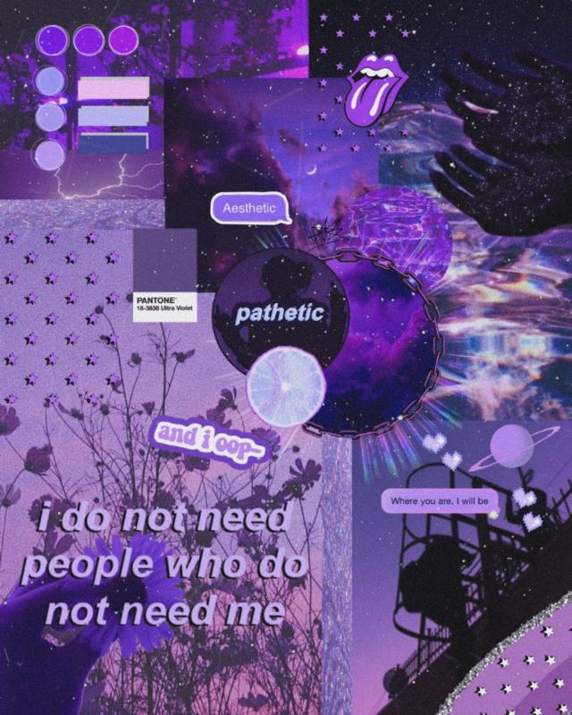 💜 #freetoedit #purple #aesthetic #collage #aestheticphotos #aesthetictumblr #picsartedit #picsart #sparkle #pc #computer #quotes #idk #glitter #picoftheday #madewithpicsart #heypicsart #shafesofpurple #collageart #stylish #vintage #vintageaesthetic #noise #polaroid