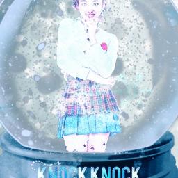 knockknock twice present freetoedit