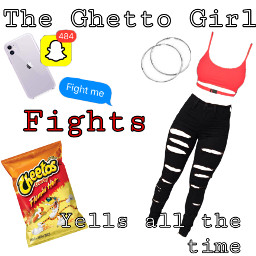ghetto chetto rippedjeans holdmyhoops iphone freetoedit