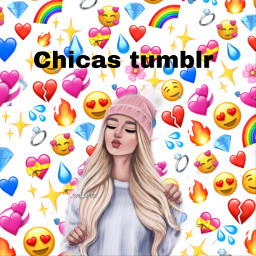 freetoedit tumblr chicas