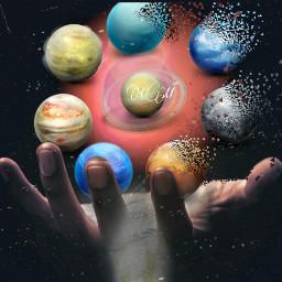 freetoedit sticker dispersion galaxy stickerchallenge ircuniverseinyourhand