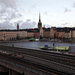 stockholm sweden cloudyday cloudy photography freetoedit