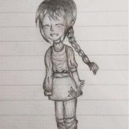 drawing uwu idk;-; idk