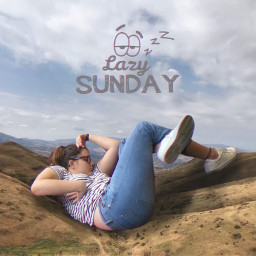freetoedit woman sleeping lazy text