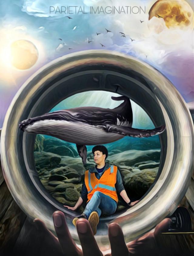 Edit by: Parietal Imagination Art  @pa #freetoedit #remixofmyremix #surreal #ircuniverseinyourhand #universeinyourhand #plane #fx #vip #madewithpicsart #parietalimagination