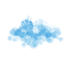 clouds bluesky fluffyclouds blueclouds freetoedit