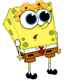 aesthetic spongebob
