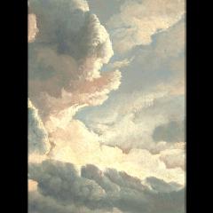 renaissance painting clouds renascença freetoedit