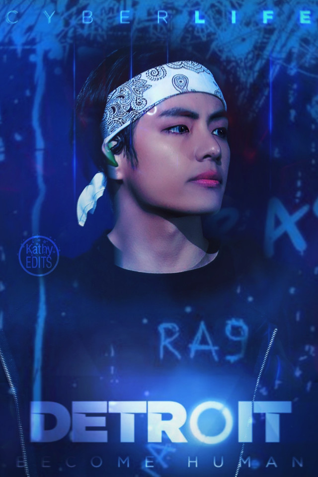 #freetoedit  #detroitbecomehuman  #v #taehyung  #android  #game #BTS #cyberlife  #manipulation  #myedit  #kpopedit  #idol  #RA9