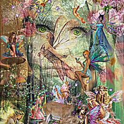 freetoedit picsart photolab fairies fantasy