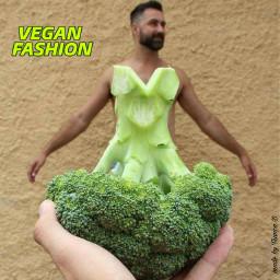 vegan fashion lol mycreation freetoedit