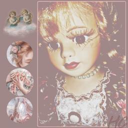 freetoedit renaissance angels myphotography doll ectherenaissance therenaissance