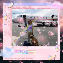 freetoedit isabelamoner isabelamerced pink cute