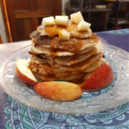 pancakes yummy delicious deliciousdesert freetoedit